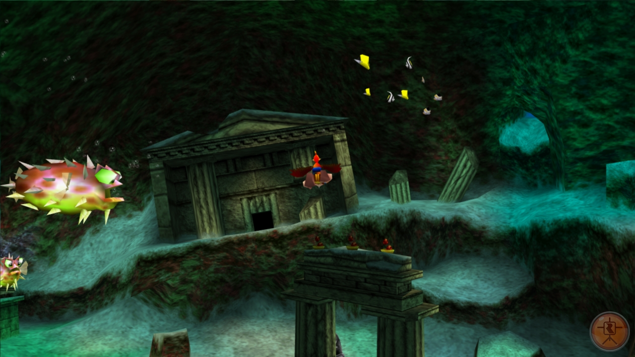 banjo tooie how to taxi pack